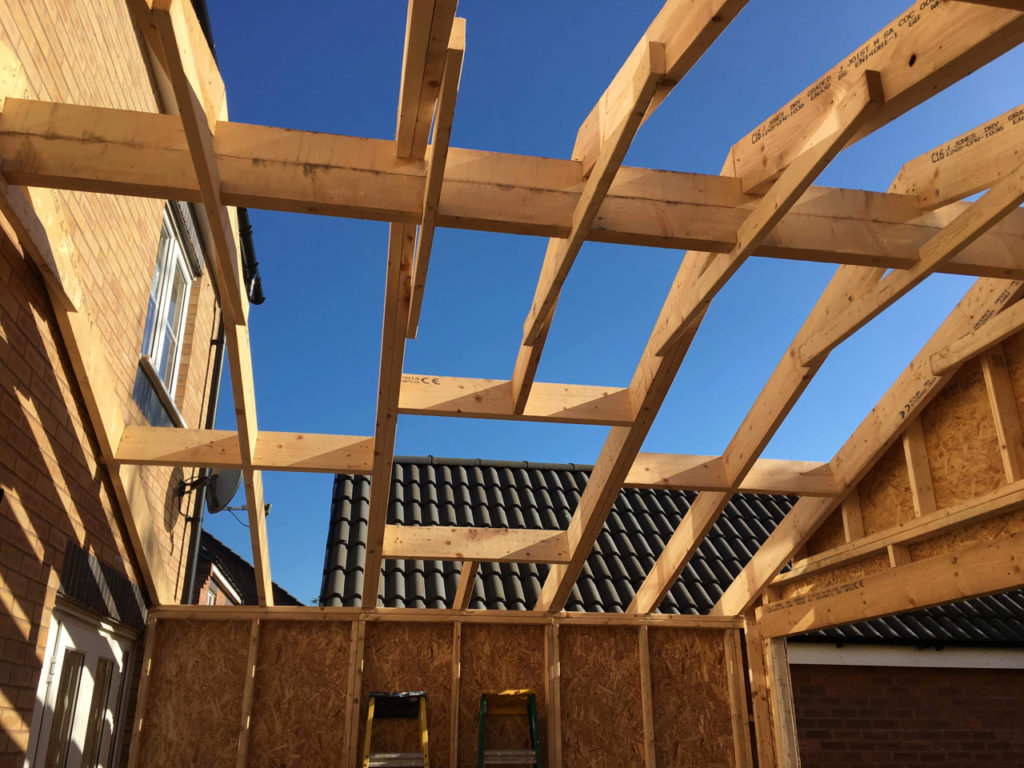 Project 18101 – Single Storey Rear Extension